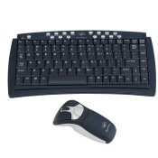 Gyration GC215MCKUK GO Compact Suite 2.4GHz In Air Cordless Optical Gyro-Mouse & Compact Keyboard Re